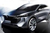 Новый кроссовер Nissan и Dongfeng
