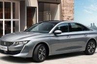 Peugeot обновил модель 508