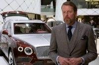 Geely с дизайном Bentley?