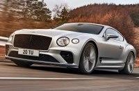Bentley Continental GT может получить гибридный вариант