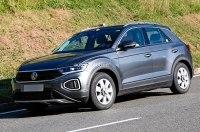 Обновленные Volkswagen T-Roc и T-Roc R избавились от камуфляжа