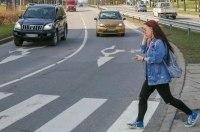 Суд разъяснил, в какой момент пешеход получает преимущество над автомобилями при пересечении дороги