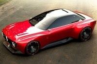 В Сеть попали первые рендеры Alfa Romeo GTS 2025 года