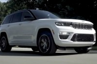 Новее нового: Jeep назвал дату премьеры Grand Cherokee пятого поколения
