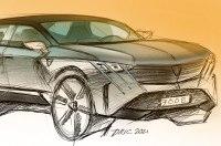 Новый Peugeot 3008 раскрывает секреты