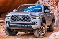 Toyota Tacoma 2023 года пополнит обновленную линейку пикапов марки
