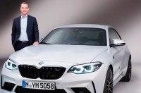 У BMW новый Herr «M»