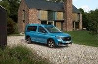 В Европе представили обновленный Tourneo Caddy