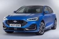 Ford представил обновлённый Focus