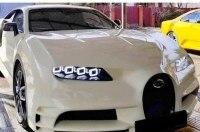 Bugatti Chiron, который мы заслужили