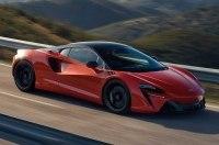 Рассекречены названия будущих суперкаров McLaren