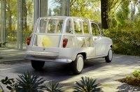 Renault 4 превратили в мини-отель на колесах