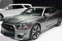 Dodge Charger SRT8 представлен на Чикагском автошоу
