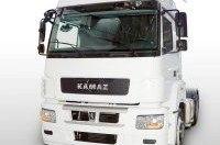 Daimler и КАМАЗ представили для России новый грузовик