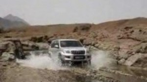 Видео Toyota Land Cruiser Prado Off-Road