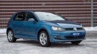 Видео Тест-драйв VolksWagen Golf 7 от InfoCar.ua