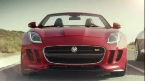 Промовидео Jaguar F-Type