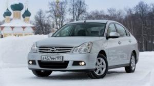 Тест-драйв Nissan Almera 2020