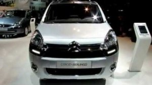 Видео Презентация Citroen Berlingo Multispace