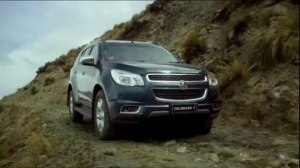 Видео Реклама Chevrolet Trailblazer