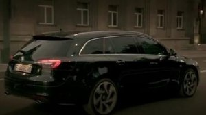 Видео Реклама Opel Insignia Sports Tourer