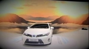 Презентация Toyota Auris Touring Sports