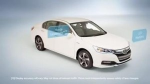 Видео Превью Honda Accord Plug-In Hybrid