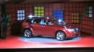 Видео Премьера Dodge Journey на Los Angeles International Auto Show