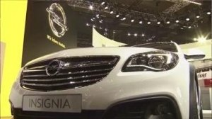 Видео Презентация Opel Insignia Country Tourer