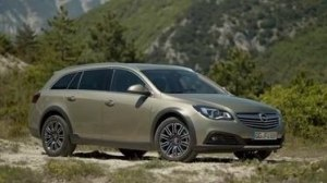 Обзор Opel Insignia Country Tourer