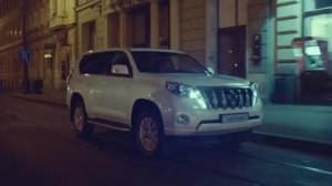 Реклама Toyota Land Cruiser Prado