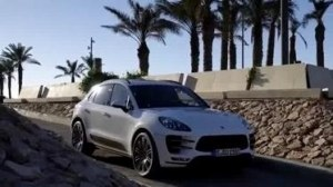 Промо-видео Porsche Macan Turbo