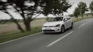 Реклама Volkswagen e-Golf