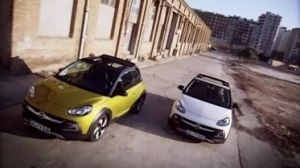 Видео Промо-видео Opel ADAM Rocks