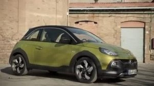 Видео Экстерьер Opel ADAM Rocks