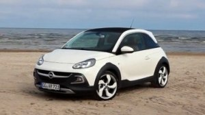 Видео Мини-обзор Opel Adam Rocks