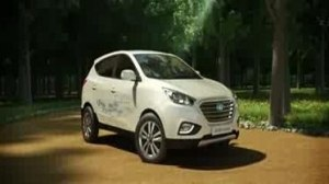 Реклама Hyundai ix35 Fuel Cell
