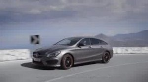 Видео Промо-видео Mercedes-Benz CLA Shooting Brake
