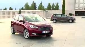 Обзор Ford C-Max