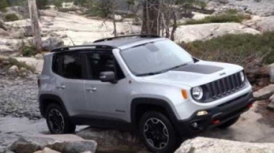 Видео Оффроуд-видео Jeep Renegade