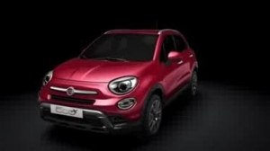 Экстерьер Fiat 500X Off Road Look