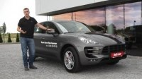 Видео Тест-драйв Porsche Macan Turbo