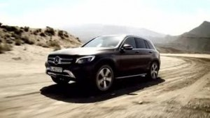 Видео Промо-видео Mercedes-Benz GLC (X253)