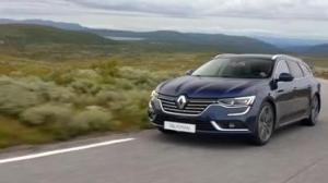 Видео Проморолик Renault Talisman Estate