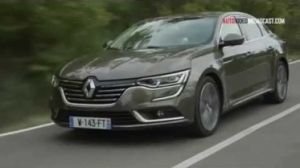 Видео Проезды Renault Talisman Estate