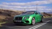 Видео Проезды Bentley Continental GT Speed