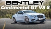 Видео Обзор Bentley Continental GT V8 S