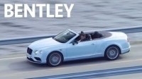 Видео Экстерьер Bentley Continental GT V8 S Convertible