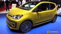 Видео Volkswagen Up! на выставке