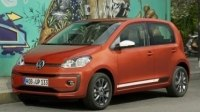 Видео Volkswagen up! в динамике